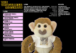 Upsi The Monkey Accountant