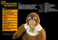 Uti The Orangutan - My Name Is Uti